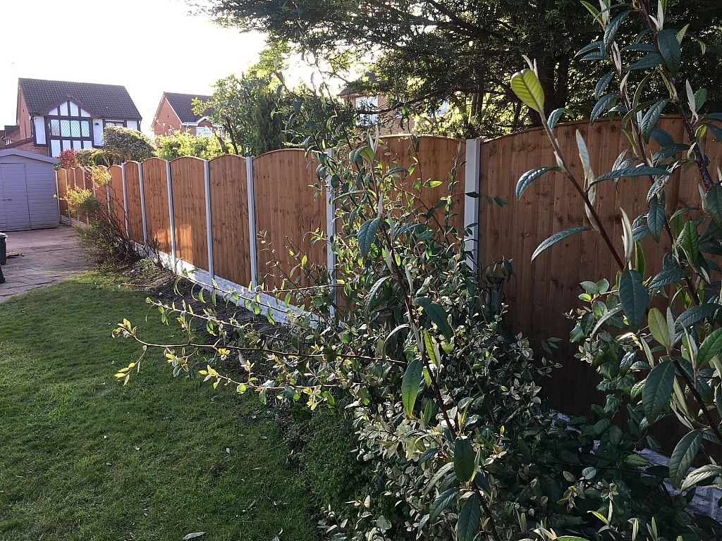 Fencing Liverpool Supplied Amp Fitted